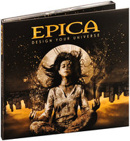 Epica. Design Your Universe Gold Edition (2 CD)