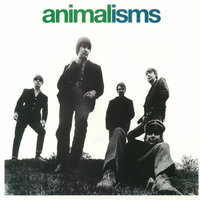 LP The Animals. Animalisms (LP)