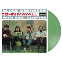 John Mayall With Eric Clapton. Blues Breakers (LP)