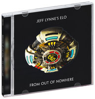 Audio CD Jeff Lynne's ELO. From Out Of Nowhere