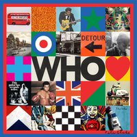 Audio CD The Who. Who