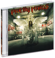 Audio CD Pretty Maids. Undress Your Madness