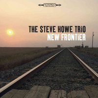 The Steve Howe Trio. New Frontier (LP)