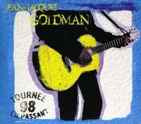 Jean-Jacques Goldman. Tournee 98 En Passant (2 CD)