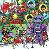LP The Monkees. Christmas Party (LP)