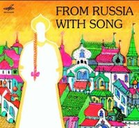 From Russia With Song. Alexandrow-Ensemble (CD)