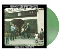 Creedence Clearwater Revival. Willy And The Poor Boys (LP)