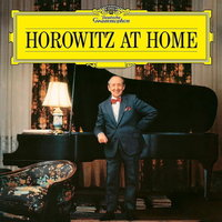 Vladimir Horowitz. Horowitz At Home (LP)