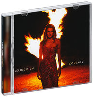 Celine Dion. Courage (CD)