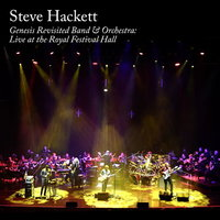 Steve Hackett. Genesis Revisited Band & Orchestra (Special Edition) (Blu-Ray + CD)