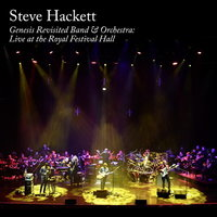 Steve Hackett. Genesis Revisited Band & Orchestra (DVD + CD)