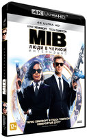 Люди в черном: Интернэшнл (Blu-Ray 4K Ultra HD) / Men in Black International