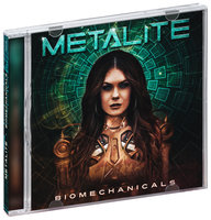 Metalite. Biomechanicals (CD)