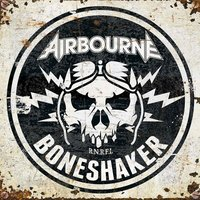 LP Airbourne. Boneshaker (Limited Edition) (LP)