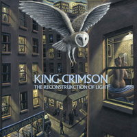 King Crimson. The Reconstrukction Of Light (2 LP)
