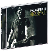 Philip Campbell & The Bastard Sons. Old Lions Still Roar (CD)