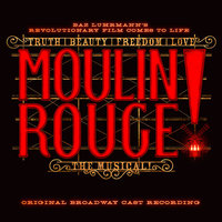 Audio CD Various. Moulin Rouge! The Musical (Original Broadway Cast Recording) / Саундтрек к мюзиклу Moulin Rouge