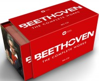 Various Artists. Beethoven: The Complete Works (80 CD)