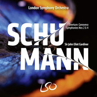 SACD (Super Audio CD) London Symphony Orchestra Sir John. Schumann Symphonies Nos 2 & 4
