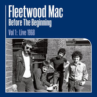 LP Fleetwood Mac. Before the Beginning Vol 1: Live 1968 (LP)