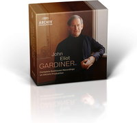 John Eliot Gardiner. Complete Beethoven Recordings On Archiv Produktion (15 CD)