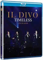 Il Divo. Timeless Live in Japan (Blu-Ray)
