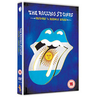 The Rolling Stones. Bridges To Buenos Aires (DVD)