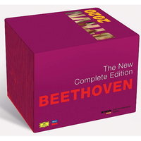 Сборник. Beethoven: The New Complete Edition (123 CD)