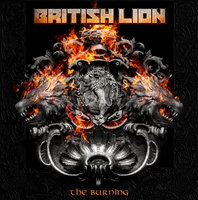 Audio CD British Lion. The Burning