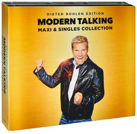 Modern Talking. Maxi & Singles Collection (3 CD)