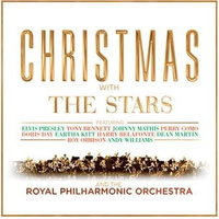 Various Artists. Christmas With The Stars and The Royal Philharmonic Orchestra (CD)