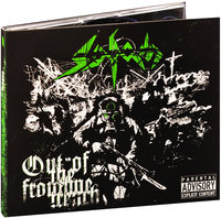 Sodom. Out Of The Frontline Trench (EP) (CD)