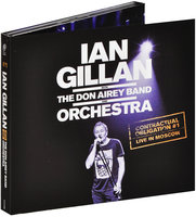 Ian Gillan With The Don Airey Band. Contractual Obligation (Live In Moscow) (2 CD)