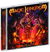 Magic Kingdom. MetAlmighty (CD)