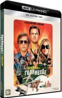 Однажды... в Голливуде (Blu-Ray 4K Ultra HD) / Once Upon a Time in Hollywood