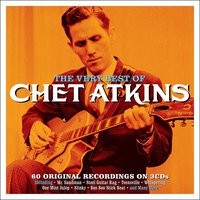 Chet Atkins. The Very Best Of (3 CD)