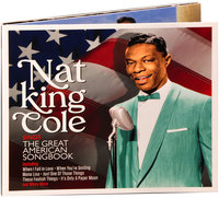 Nat King Cole. Sings The Great American Songbook (2 CD)