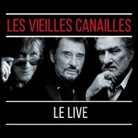 Jacques Dutronc / Johnny Hallyday / Eddy Mitchell. Les Vieilles Canailles: Le Live (Blu-Ray)