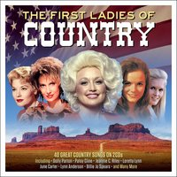 Various Artists. The First Ladies Of Country (2 CD)