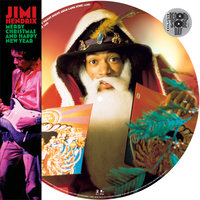Jimi Hendrix. Merry Christmas and Happy New Year (LP)