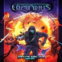 Victorius. Space Ninjas From Hell (CD)