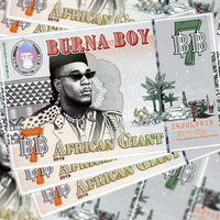 Audio CD Burna Boy. African Giant