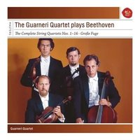 Beethoven. The Guarneri Quartet Plays Beethoven (8 CD)