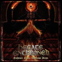 Audio CD Hecate Enthroned. Embrace Of The Godless Aeon