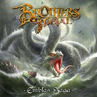 Brothers of Metal. Emblas Saga (CD)