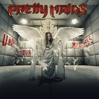 LP Pretty Maids. Undress Your Madness (LP)