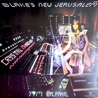 LP Tim Blake. Blake's New Jerusalem (LP)