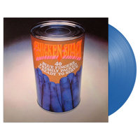 Chicken Shack. Forty Blue Fingers, Freshly Packed And Ready To Serve (LP)