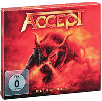 Accept. Blind Rage (Blu-Ray + CD)