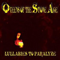 LP Queens Of The Stone Age. Lullabies To Paralyze (LP)